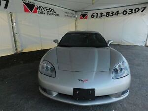 2007 Chevrolet Corvette COUPE WITH REMOVABLE TOP!!!