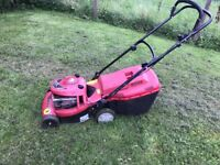 Briggs & Stratton Mountfield Push Petrol Lawnmower