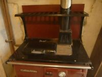 Esse Columbian Solid Fuel Range Very Cheap
