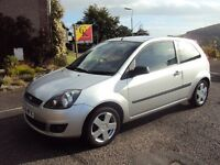 2007 FORD FIESTA 1.4 ZETEC CLIMATE,LONG MOT,IN SUPERB CONDITION INSIDE AND OUT
