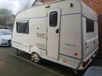 Bailey Caravan year 2000