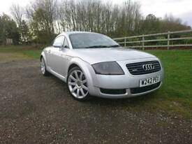 2000 Audi tt 180 4wd turbo long mot new tyres exhaust