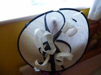 Wedding guest/mother of bride/race meeting hat