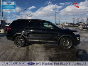 2017 Ford Explorer XLT Appearance Package 4WD [s-roof/Nav/leathe