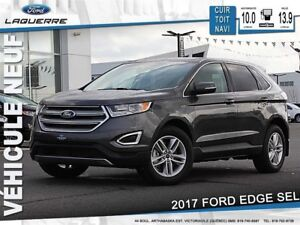 2017 Ford Edge SEL*SEULEMENT 105$/SEMAINE*