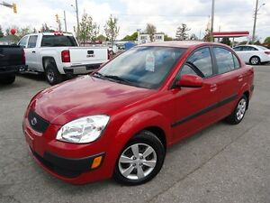 2009 Kia Rio EX-CONVENIENCE / AC / POWER GROUP