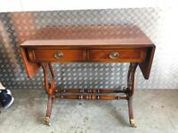 Regency dressing table Free Delivery Ldn Desk/Console Table