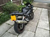 2005 Yamaha R6, LeoVince Exhaust, Power Commander 5, Datatool S4 Alarm