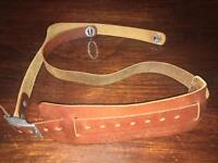 Fender leather Strap