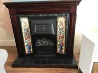 Electric fireplace for free