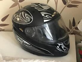Motorcycle Helmet As Pictured Above. Absolute Bargain Only £15!