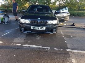 BMW E46 318CI M SPORT COUPE / HPI ++ Clear / FULL SERVICE HISTORY