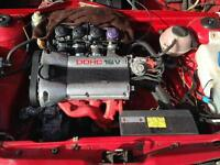 Polo 1.4 afh engine conversion for polo mk2f