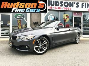 2014 BMW 428i xDrive+CONVERTIBLE+NAVI+HEADS UP DISP.