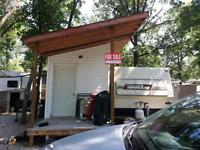 place for sale in in Petersfield campground