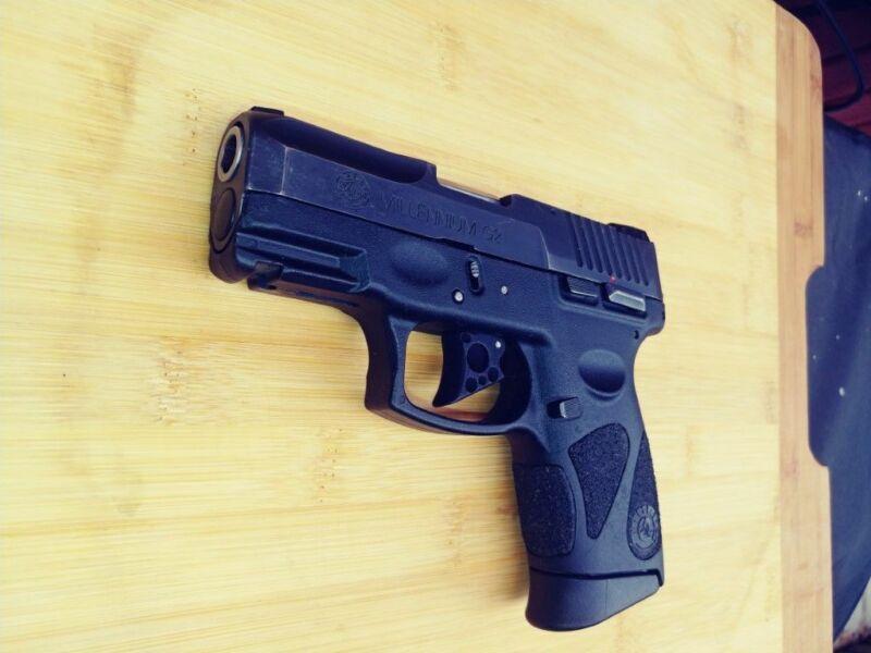 Pseudo Backstrap SAO Short Stroke Trigger for Taurus PT111/140 G2