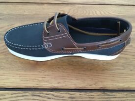 Brand New Men's Size 7 Next Boat Shoes