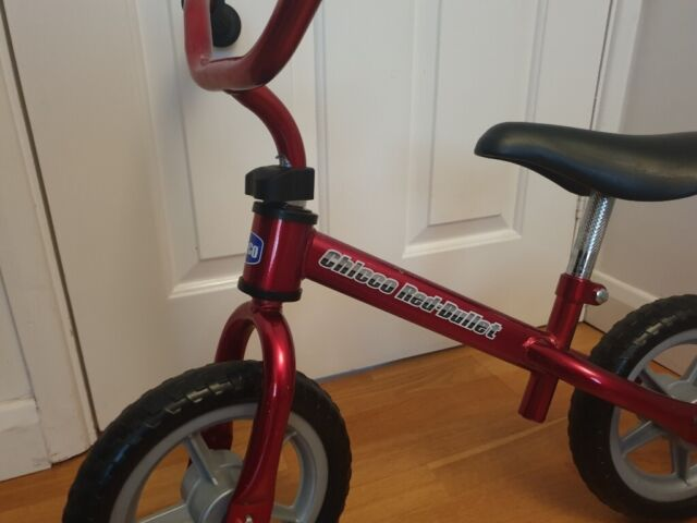 ed2ac58d281 Chicco Red Bullet Balance Bike Red | in Islington, London | Gumtree
