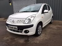 2010 NISSAN PIXO 1.0 AUTOMATIC ***FULL YEARS MOT*** similar to polo clio corsa astra fiesta