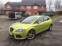 **2008 58 REG SEAT LEON FR 2.0 TDI DIESEL 170 LONG MOT FULL HISTORY 2X KEYS TOP SPEC 100% TOP RUNNER