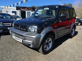 2008 Suzuki Jimny JLX, 12 MONTHS WARRANTY, Finance available