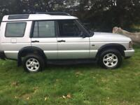 LAND ROVER DISCOVERY TD5 2004 4x4 AUTO.7 SEATER.12 MONTHS MOT..EXELLENT COMDITION.PX/SWAPS