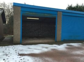 workshop / unit to rent in secure compound in Stenhousemuir. Sorry no car trades