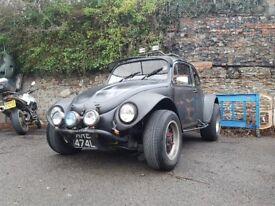 1972 vw baja beetle