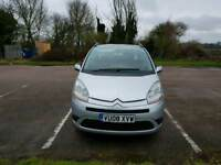 2008 Citroen C4 Grand Picasso Hdi Automatic VTR+ Low Mileage, FSH 7 Seater MPV