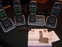 BT Quad phones