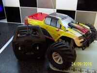 RC ELECTRIC MONSTER TRUCK