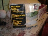 Wall Paper Steam Stripper