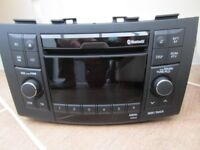 Suzuki swift blutooth radio