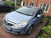 Vauxhall corsa 1.0 2008 HPI clear bargain quick sale