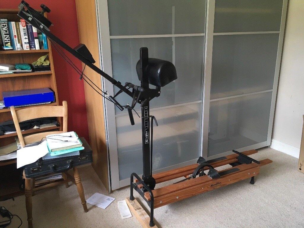 Nordic Trak Ski Training Machine