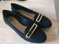 Size 3 (UK) Black New look shoes