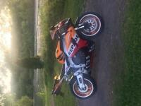 Moto repsol 1000cc