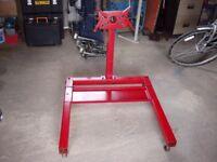 Clark Engine Stand