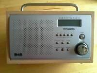 Technica Dab Radio - 106 digital