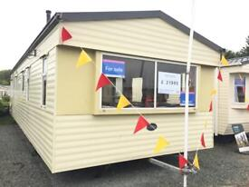 Static caravan for sale no site fees to pay untill 2019 payment options available apply now