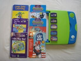 Leap Pad and Modules