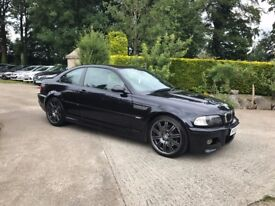 2003 Bmw M3 - 11 Months Mot - 2 Keys - SMG Overhaul - New Clutch - Hpi Clear - Tracker - GENUINE