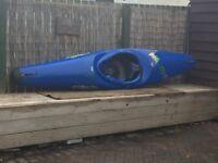 Pyranha roto junior kayak