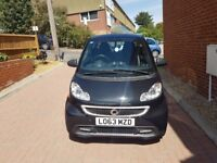 2013 plate,Smart Fortwo 1.0 MHD 21 Softouch 2dr,very low millage