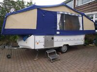 FOLDING CAMPER OR TRAILER TENT WANTED CASH WAITING