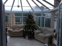Used UPVC Conservatory. 14X16 feet