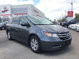 2016 Honda Odyssey SE | 8 PASSENGER | CLEAN CARPROOF | REAR CAM