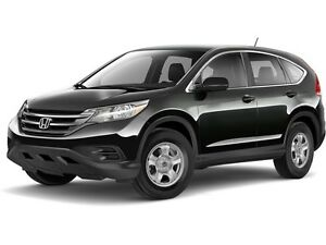 2013 Honda CR-V LX Back Up Camera, AWD, Heated Seats and more!