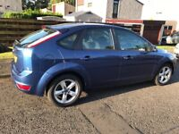 Ford Focus 59 plate diesel automatic 1.9tdci