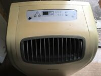 Delta Ac 9000 Portable Air Conditioner/Dehumidifier/Fan With Hose